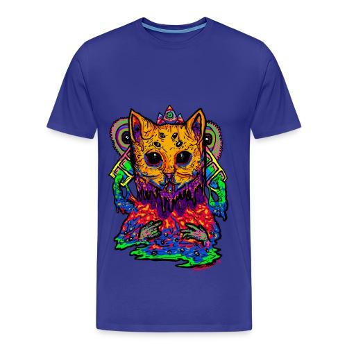 Trippy Kitty - Men's Premium T-Shirt