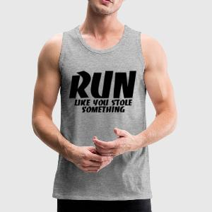 LIKE YOU STOLE SOMETHING Sportswear - Men's Premium Tank