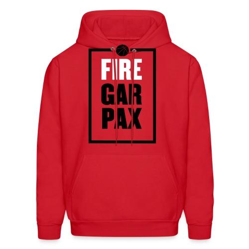 Fire GarPax Hoodie - Men's Hoodie