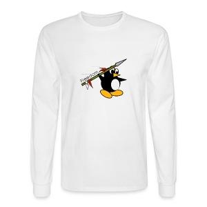 Freedom Long Sleeve Men - Men's Long Sleeve T-Shirt