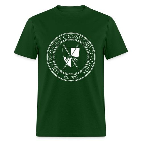 Solving Society Crossword Coalition - Men's T-Shirt