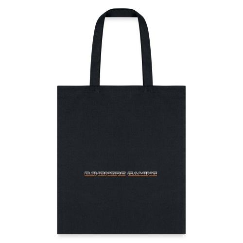 Tote Bag (Bag Edge)|Logo Front - Tote Bag