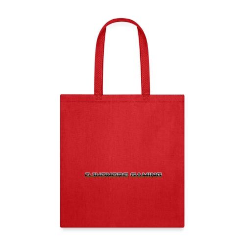 Tote Bag (Bag Edge)|Logo Back - Tote Bag