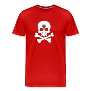 AFC-RDU Skull & Bones - Premium - Men's Premium T-Shirt