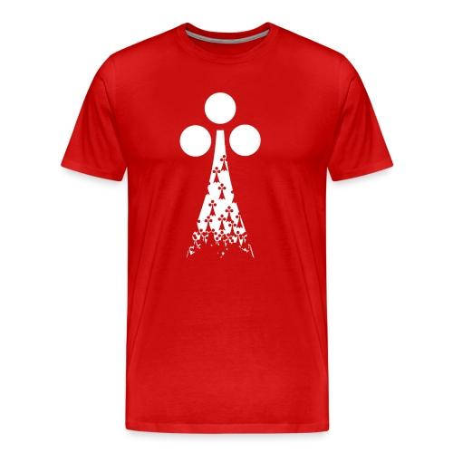 RDU in Ermine - Premium - Men's Premium T-Shirt