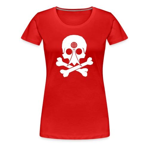 AFC-RDU Skull & Bones - Premium - Women's Premium T-Shirt