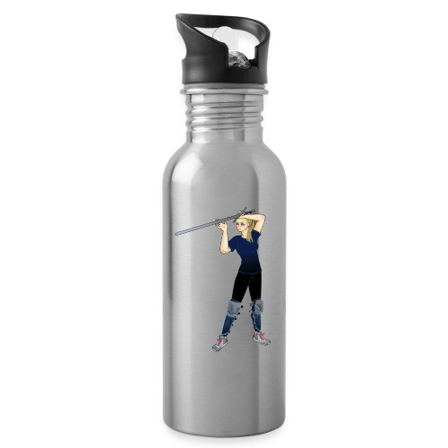 Fighting Girl - Water Bottle