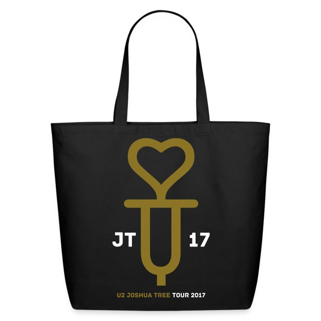 U+2=LOVE - front print gold/white - one size - multi colors