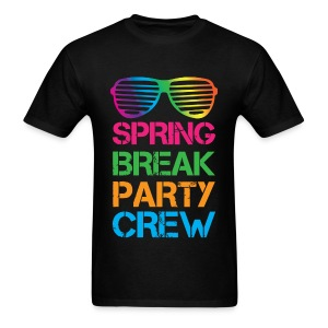 Spring Break Party Crew - Men's T-Shirt