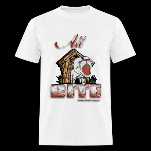 Men's White All Bite T - Men's T-Shirt