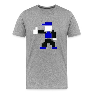 Thumbs Up Man! - Men's Premium T-Shirt