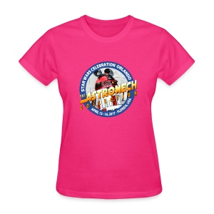 SW Celebration CHEST LOGO (LADY) - Women's T-Shirt