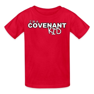I'm a Covenant Kid (Youth) T-Shirt - Kids' T-Shirt