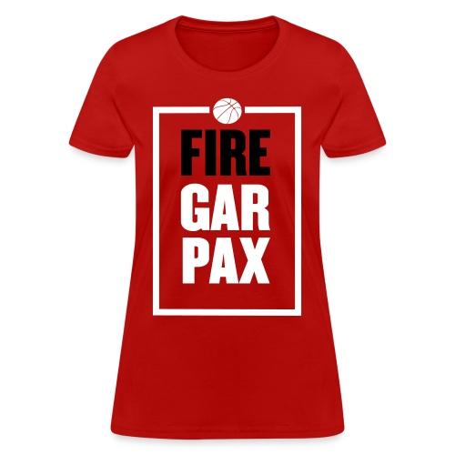 Fire GarPax Women's - Women's T-Shirt
