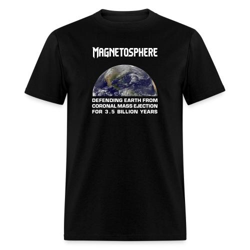 Magnetosphere - Men's T-Shirt