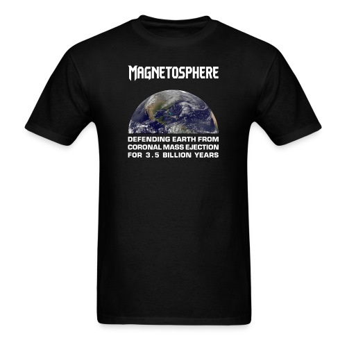 Magnetosphere - Men's T-Shirt