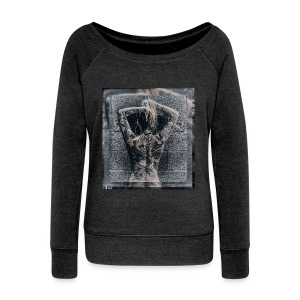 Backstage Women's Wide Neck Sweatshirt - Women's Wideneck Sweatshirt