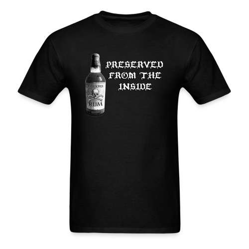Preserved from the Inside - Men's T-Shirt