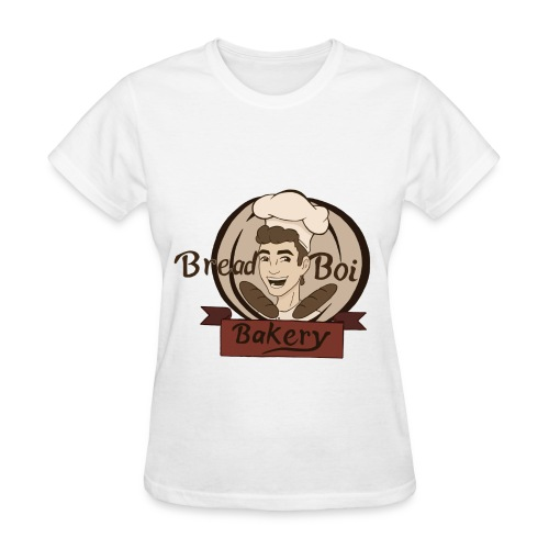 Womens Bread Boi Bakery T-Shirt - Women's T-Shirt
