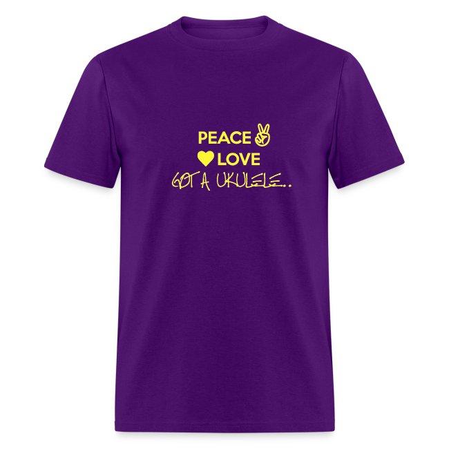 Peace Love Got A Ukulele