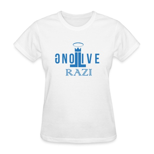 Women's Long Live Razi - Women's T-Shirt