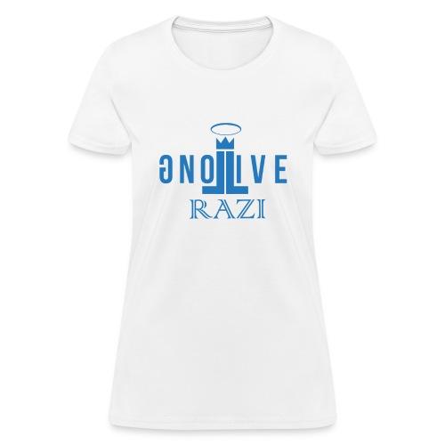Women's Long Live Razi - Women's T-Shirt