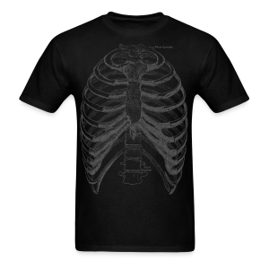 Skeleton Jack T-Shirt - Men's T-Shirt