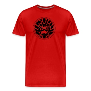 Space Lion - Men's Premium T-Shirt
