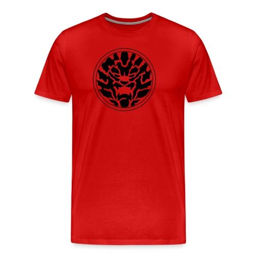 Space Lion - Men's Premium T-Shirt
