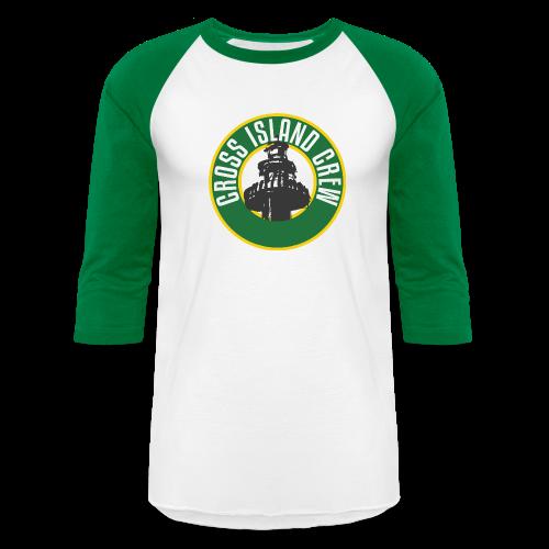 CIC Logo Baseball Tee - Baseball T-Shirt