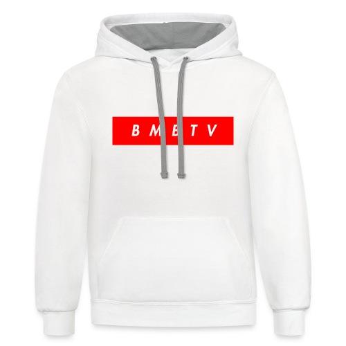 BMBTV Hoodie - Contrast Hoodie