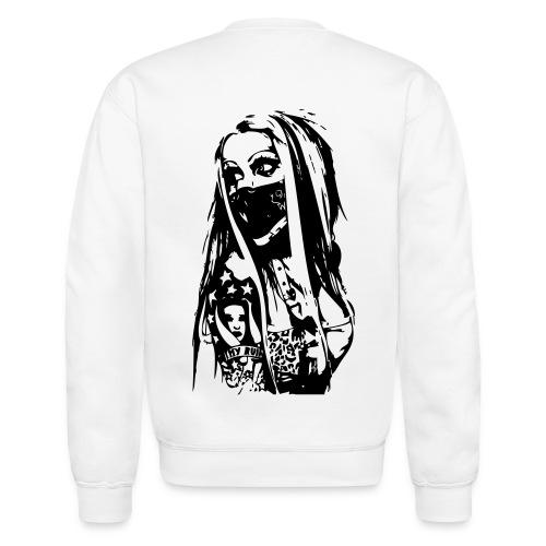 mens ink cuture sweatshirt - Crewneck Sweatshirt