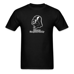 Darth Vader Kiss Me I'm Your Daddy - St. Patrick's Day - Men's - Men's T-Shirt