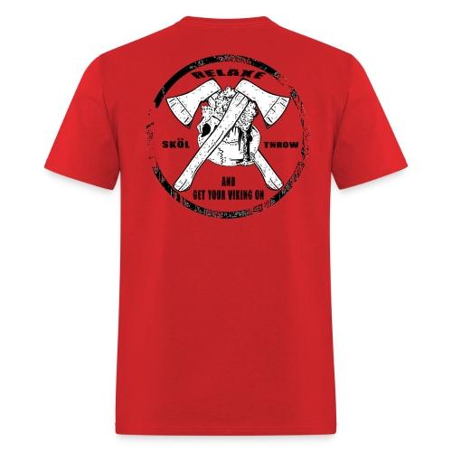 RelAXE Vikings Throwing T - Men's T-Shirt