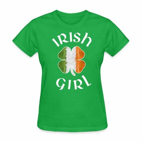 IRISH GIRL - Women's T-Shirt