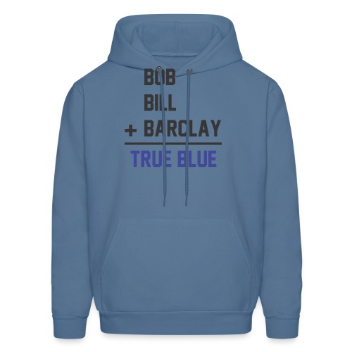 The Plager brothers St. Louis Blues hockey - Men's Hoodie