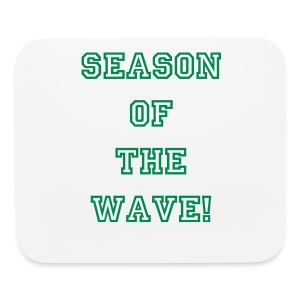 Season Of The Wave Mouse Pad - Mouse pad Horizontal