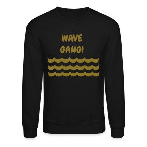 Wave Gang Crewneck - Crewneck Sweatshirt