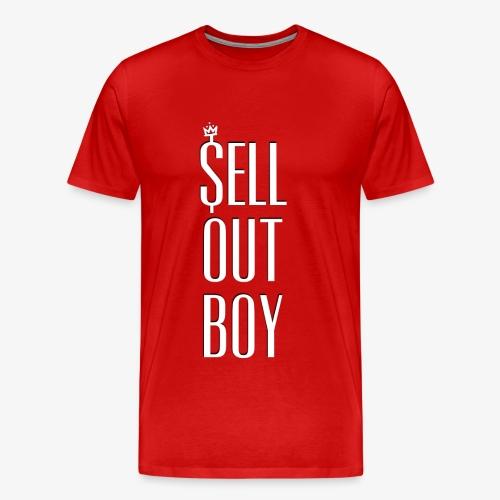 Sell Out Boy - Men's Premium T-Shirt
