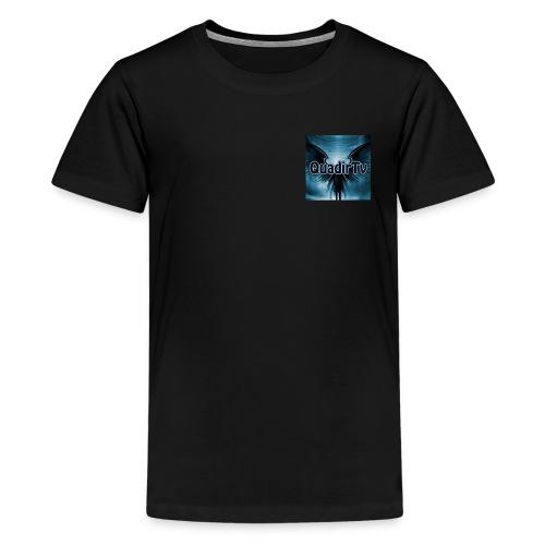 QTV Logo Shirt - Kids' Premium T-Shirt