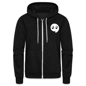 LGF Zip Up - Unisex Fleece Zip Hoodie
