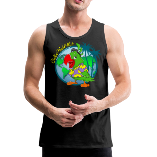 ChillinWorldWide Men's Tank Top - Men's Premium Tank