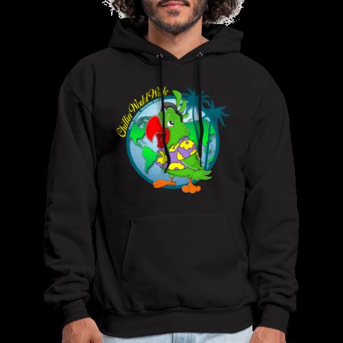 ChillinWorldWide Men's Hoodie Sweater - Men's Hoodie