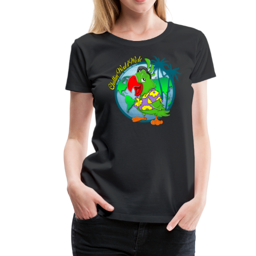 ChillinWorldWide Women's T-Shirt - Women's Premium T-Shirt