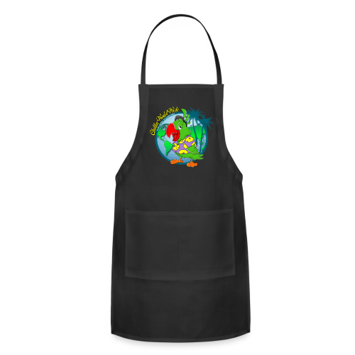 ChillinWorldWide Apron - Adjustable Apron