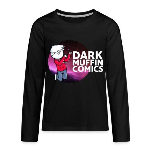 Space (CHILDREN'S LONGSLEEVE) - Kids' Premium Long Sleeve T-Shirt