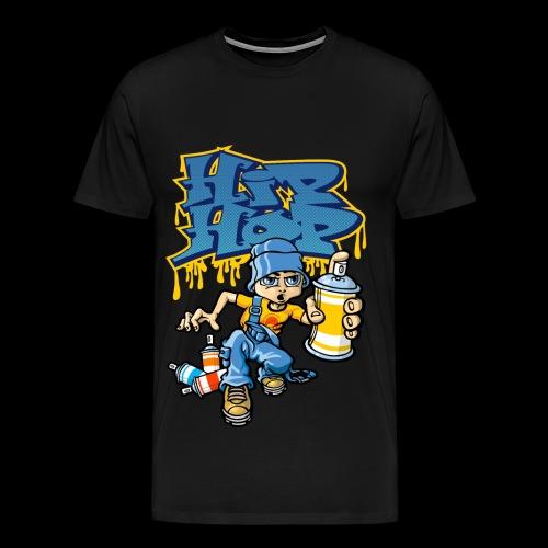 HipHop T-Shirt - Men's Premium T-Shirt