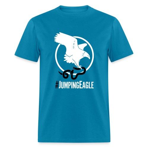 Jumping Eagle v. Trump (Men's T-shirt) - Men's T-Shirt