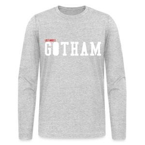Los Angeles Gotham Univercity - Men's Long Sleeve T-Shirt by Next Level