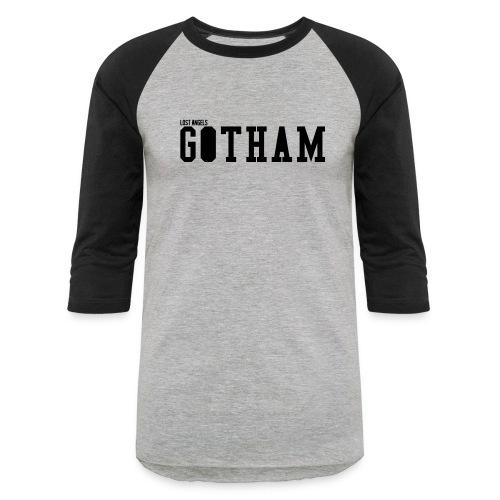 Gotham Univercity - Baseball T-Shirt